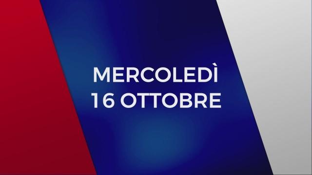 Stasera in Tv sulle reti Mediaset, 16 ottobre