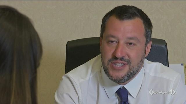 Salvini: 'Nessun incidente...'
