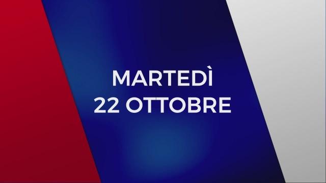 Stasera in Tv sulle reti Mediaset, 22 ottobre