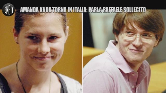 Delitto di Perugia: Amanda Knox in Italia, parla Raffaele Sollecito