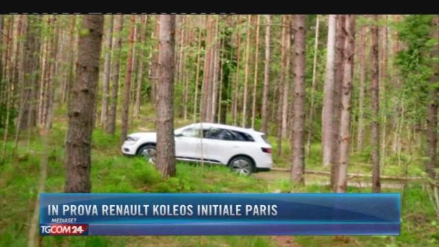 In Prova Renault Koleos Initiale Paris