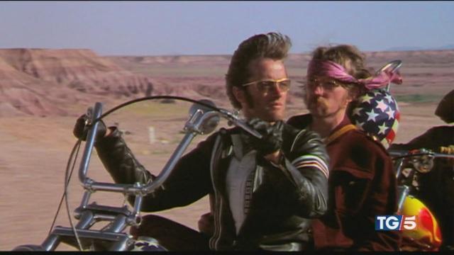 Fu Capitan America, icona di Easy Rider