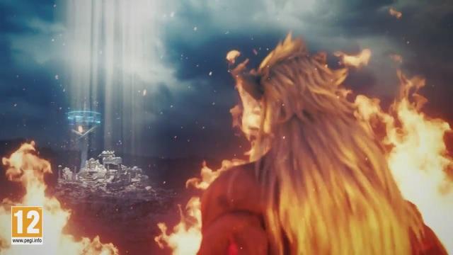 Dissidia FF NT: Opening Movie