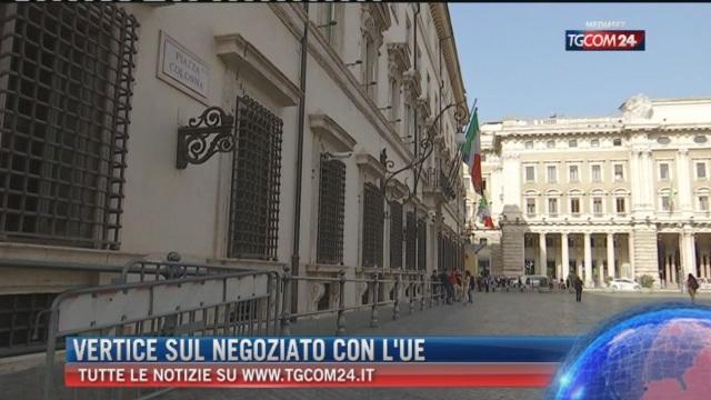 Breaking News delle ore 9.00: Vertice sul negoziato con l'Ue