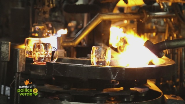 La fabbrica di vetri