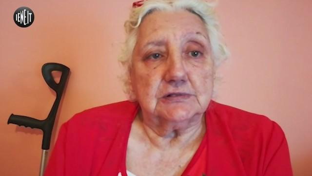 Sfrattati da casa a 80 anni: l'appello di Adriana Guerra