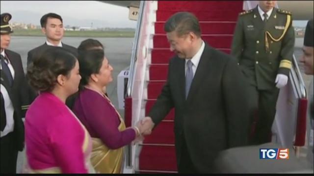 La minaccia del presidente cinese Xi Jinping