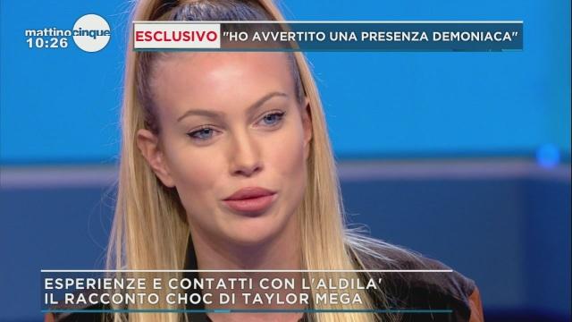 Il demone di Taylor Mega