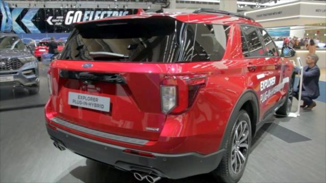 Ford alla 68° edizione dello IAA