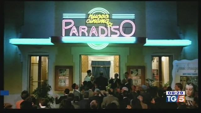 'Nuovo cinema paradiso' compie 30 anni