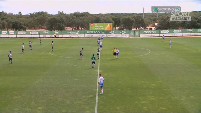 Clamorosa autorete in Portogallo: Sporting U17 in vantaggio dopo 13 secondi senza toccare palla