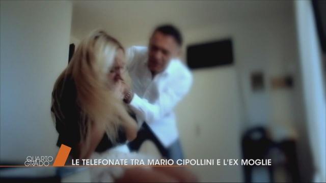 Cipollini, le accuse dell'ex moglie
