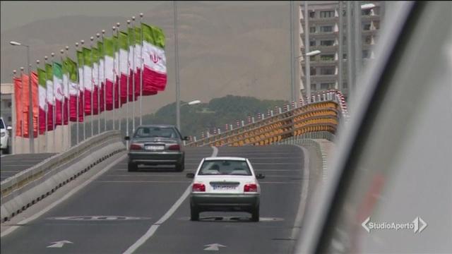 Iran: 'Prese 17 spie della Cia'