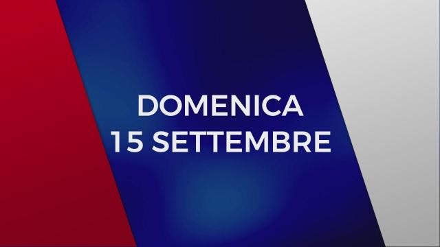 Stasera in Tv sulle reti Mediaset, 15 settembre
