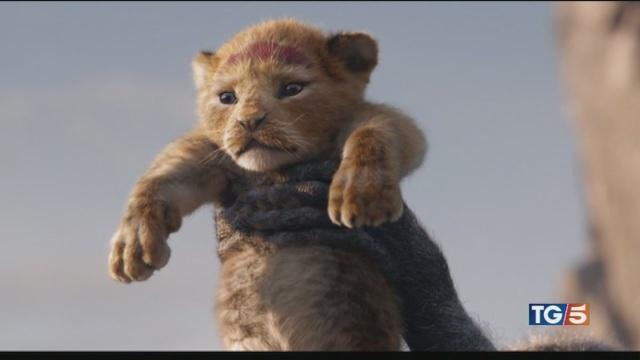 'Il re leone' esce oggi in Italia