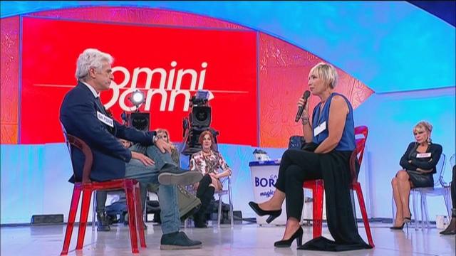 Antonella tra Gemma e Jean Pierre