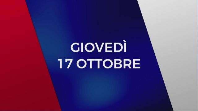 Stasera in Tv sulle reti Mediaset, 17 ottobre