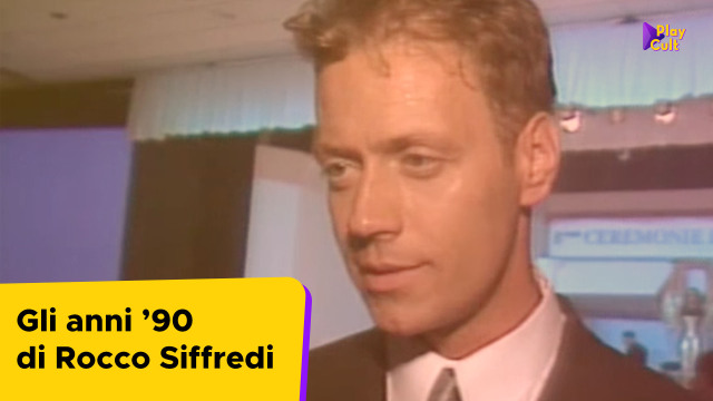 Gli anni '90 di Rocco Siffredi