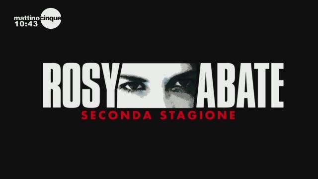 'Rosy Abate 2': Stasera in prima serata su Canale 5!