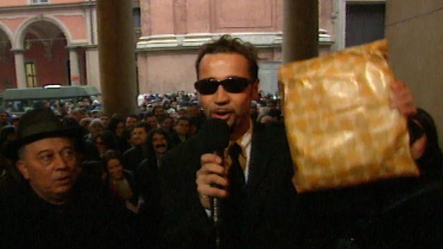 Fabio Volo insegue Bruce Springsteen