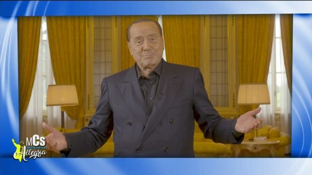 Silvio Berlusconi ricorda Mike Bongiorno