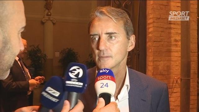 Mancini: 'Bravi tutti, bella vittoria'