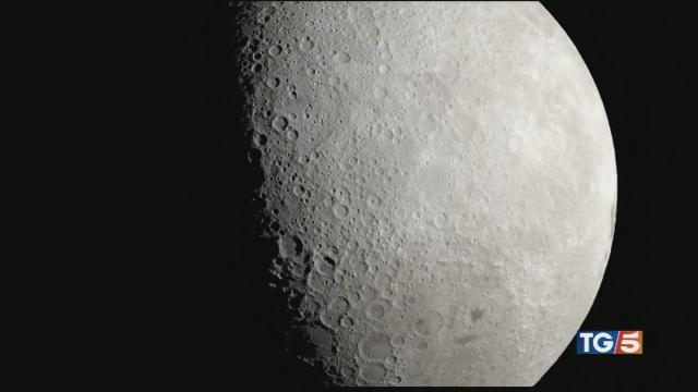 Il primo piede sulla Luna
