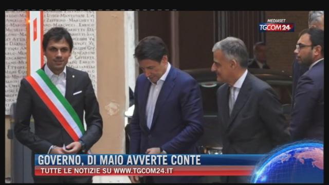 Breaking News delle ore 21.30: 'Governo, Di Maio avverte Conte'