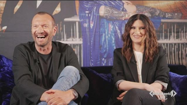 Grande attesa per il primo live deltour di Laura Pausini e Biagio Antonacci