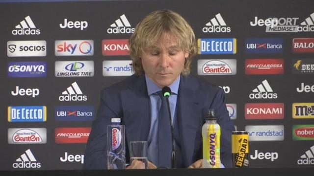 Juve, Nedved: 'Inter da scudetto con Conte e Marotta'