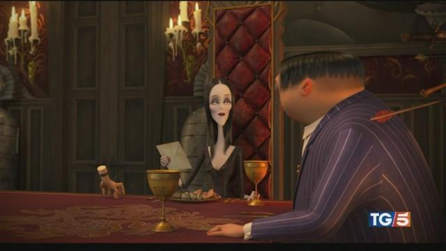 Torna la famiglia Addams