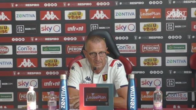 Andreazzoli: 'Dobbiamo avere la mentalità vincente'