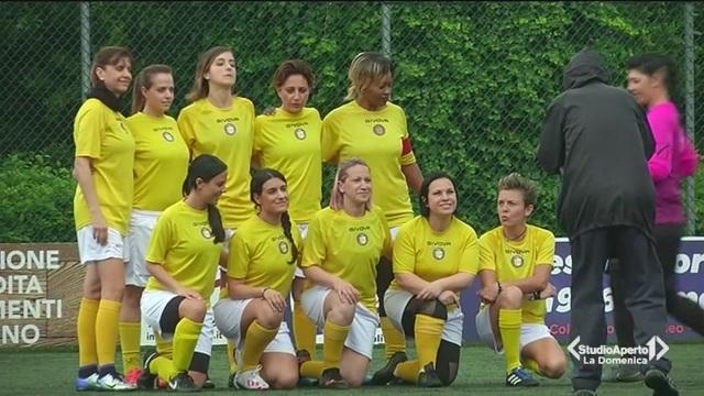 Vaticano, la prima squadra di calcio femminile