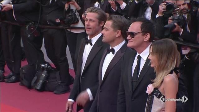 Brad e Leo incantano Cannes