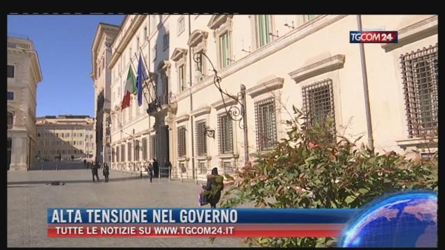 Breaking News delle ore 21.30: 'Alta tensione nel Governo'