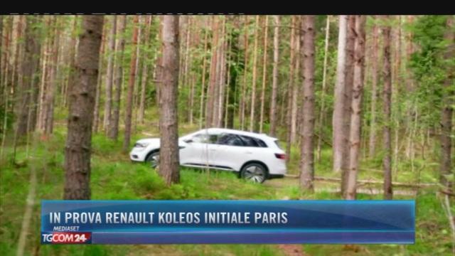 In prova Renault Koleos Initiale Paris e Yamaha Niken