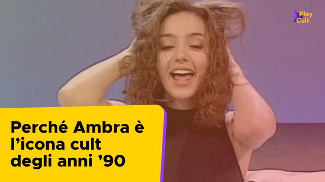 Perché Ambra Angiolini è l'icona cult anni '90