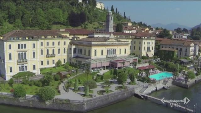 A Bellagio il resort numero uno d'Italia