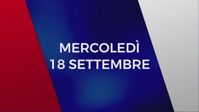 Stasera in Tv sulle reti Mediaset, 18 settembre