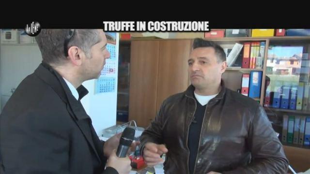 Le Iene Agresti: AGRESTI truffa assegni - puntata del 27 marzo 2015