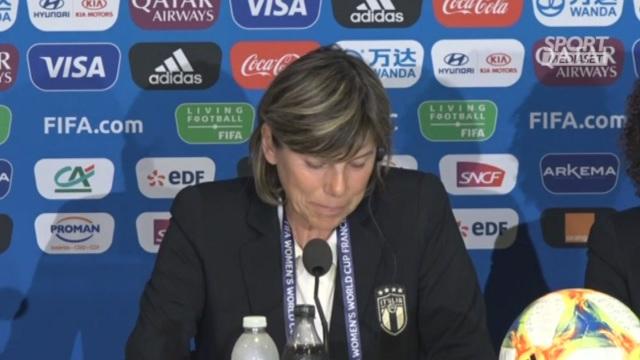 'Soddisfazione enorme affrontare il Brasile'