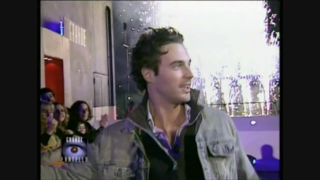 La vittoria di Flavio Montrucchio al Grande Fratello 2001