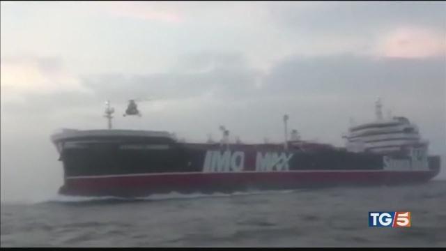Petroliere e spie, è tensione Usa-Iran