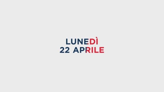 Stasera in Tv sulle reti Mediaset, 22 aprile