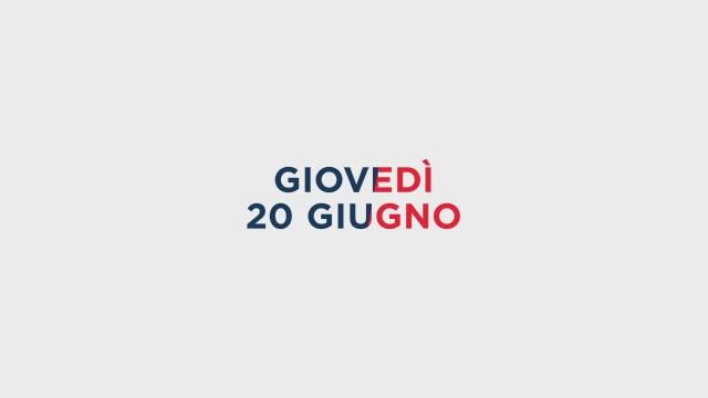 Stasera in Tv sulle reti Mediaset, 20 giugno