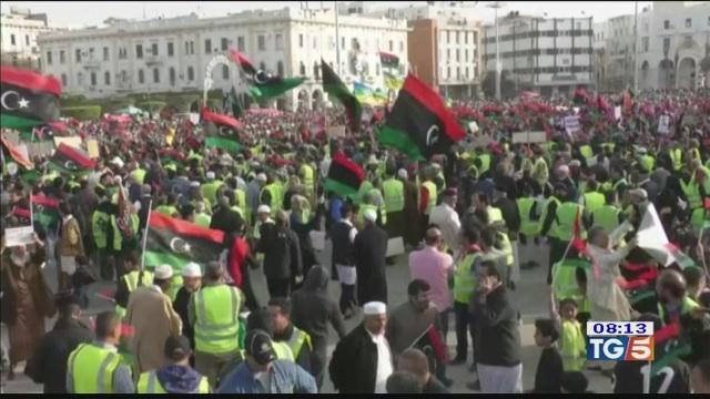 Crisi libica si cercano soluzioni