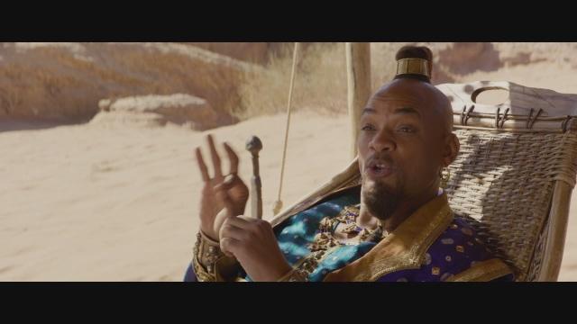 'Aladdin', guarda il video esclusivo