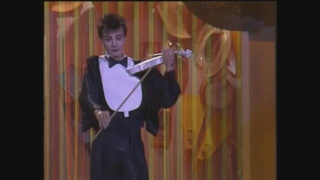1988: Arturo Brachetti ospite a Cabaret per una notte
