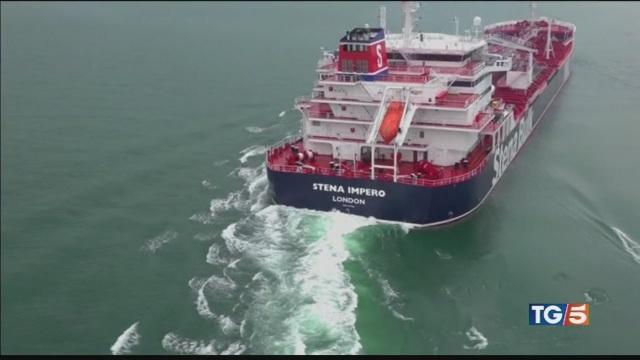 Iran sequestra cargo, la tensione alle stelle
