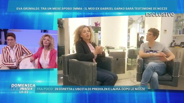 Eva Grimaldi: tra un mese sposo Imma